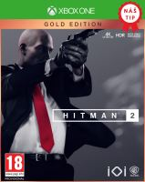Xbox One Hitman 2 Gold Edition (nová)