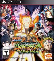 PS3 Naruto Ultimate Ninja Storm Revolution