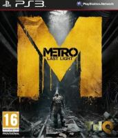 PS3 Metro Last Light (CZ)