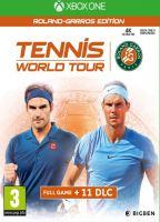 Xbox One Tennis World Tour - Roland-Garros Edition (nová)