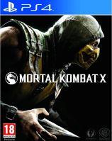 PS4 Mortal Kombat X (nová)