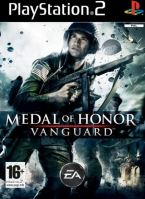 PS2 Medal Of Honor Vanguard (CZ)
