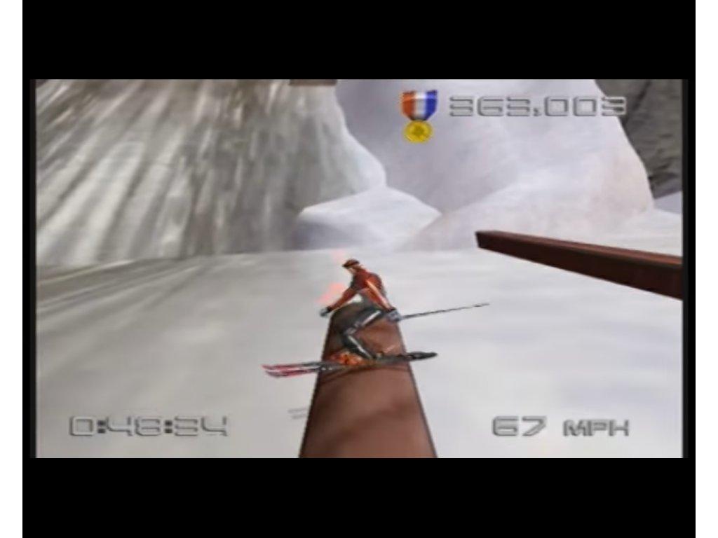 PS2 Jonny Moseley - Mad Trix