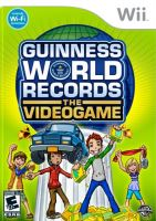 Nintendo Wii Guinness World Records The Videogame