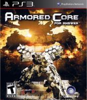 PS3 Armored Core For Answer