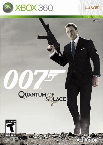Xbox 360 James Bond 007 Quantum Of Solace (DE)