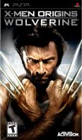 PSP X-Men Origins Wolverine