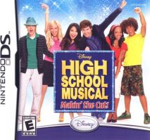 Nintendo DS High School Musical: Makin the Cut!