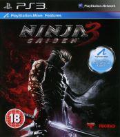 PS3 Ninja Gaiden 3