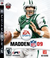 PS3 Madden NFL 09 2009