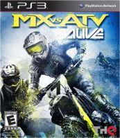 PS3 MX Vs ATV Alive (nová)