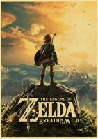 Plakát Zelda (nový)