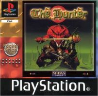 PSX PS1 The Hunter (1042)