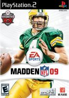 PS2 Madden NFL 09 2009