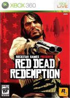 Xbox 360 Red Dead Redemption (bez obalu)