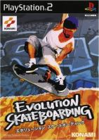 PS2 Evolution Skateboarding