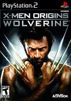 PS2 X-Men Origins Wolverine