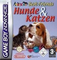 Nintendo GameBoy Advance Paws & Claws: Best Friends - Dogs & Cats