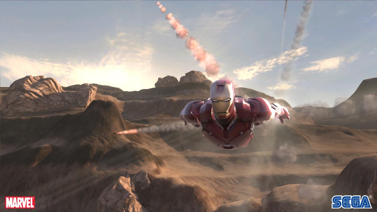 PS3 Iron Man