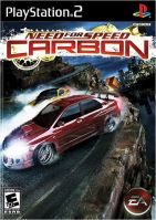 PS2 NFS Need For Speed Carbon (DE)