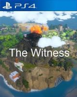 PS4 The Witness