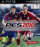 PS3 PES 10 Pro Evolution Soccer 2010 (bez obalu)