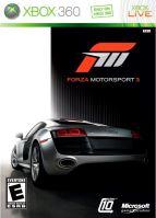 Xbox 360 Forza Motorsport 3 (CZ) (nová)