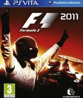 PS Vita F1 2011