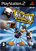 PS2 Rayman Raving Rabbids