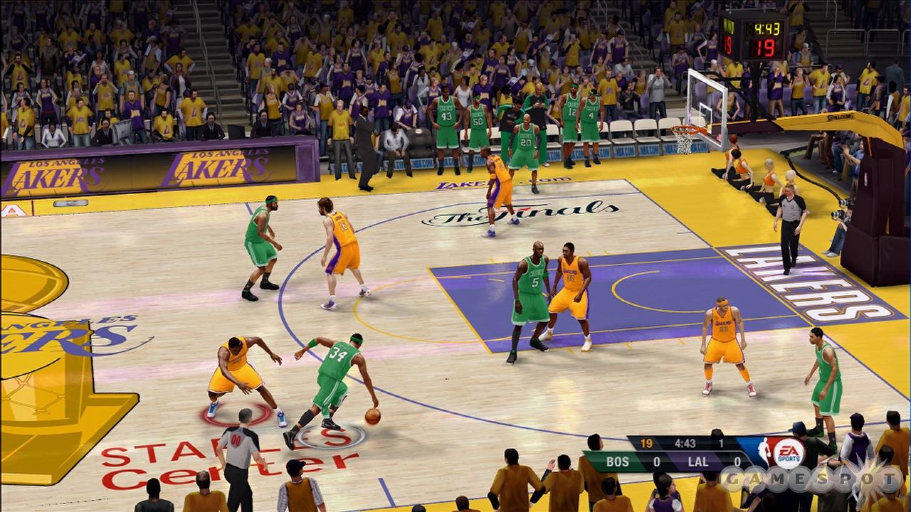 Xbox 360 NBA Live 10 2010