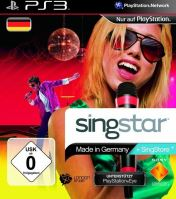 PS3 Singstar Made In Germany