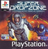 PSX PS1 Super Dropzone (1751)