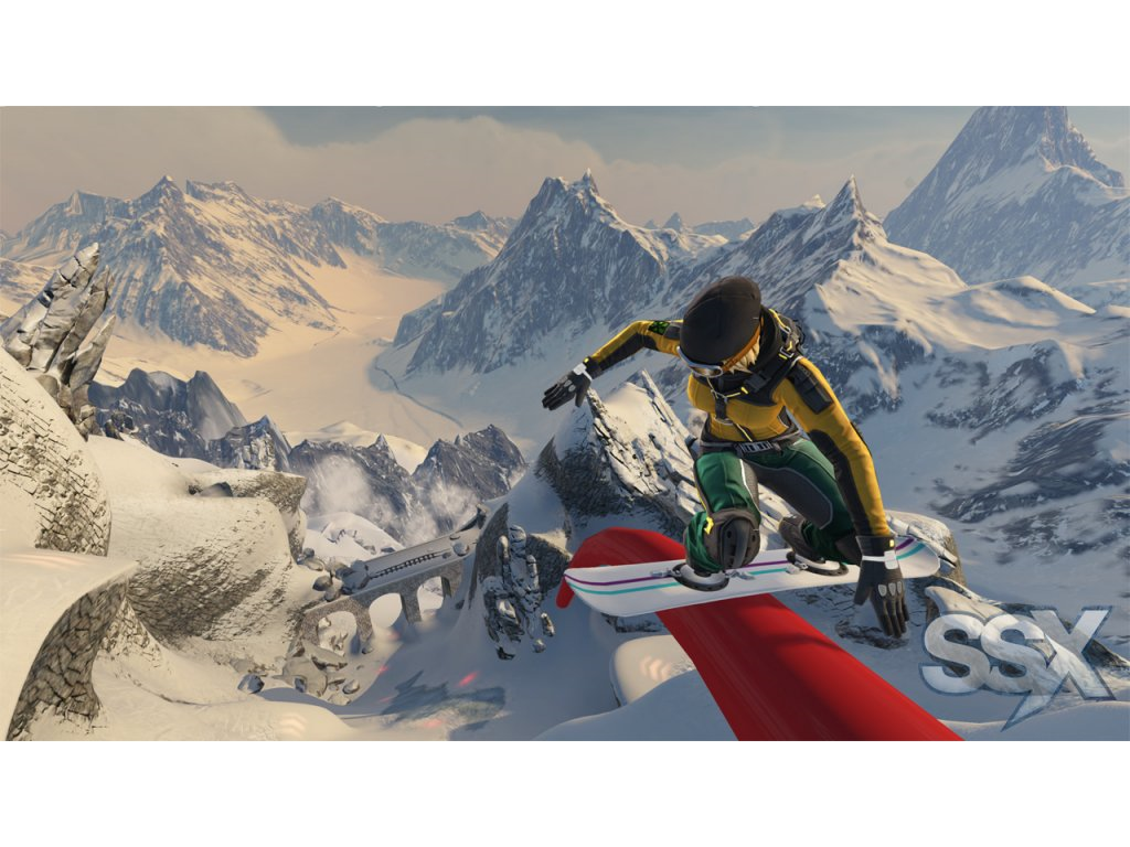 Xbox 360 SSX
