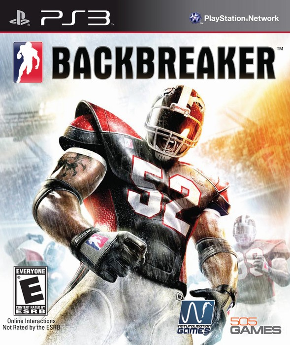 PS3 Backbreaker