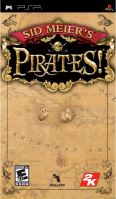 PSP Sid Meier's Pirates!