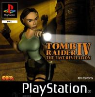 PSX PS1 Tomb Raider 4: The Last Revelation
