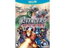 Nintendo Wii U Marvel Avengers: Battle For Earth