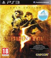 PS3 Resident Evil 5 - Gold Edition (nová)