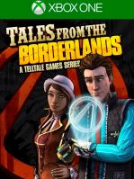 Xbox One Tales From The Borderlands: A Telltale Games Series (nová)
