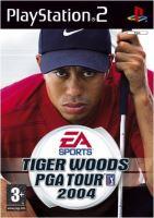 PS2 Tiger Woods PGA Tour 2004