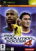 Xbox PES 4 Pro Evolution Soccer 4