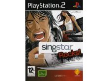 PS2 Singstar - Rocks! (DE)
