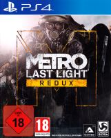 PS4 Metro Last Light Redux (CZ)