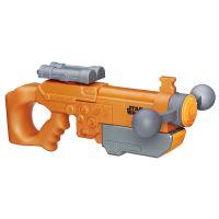 NERF - Super Soaker Star Wars Chewbacca Bowcaster - Vodné Pištoľ (nová)