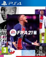 PS4 Fifa 21 (CZ)