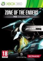 Xbox 360 Zone Of The Enders HD Collection
