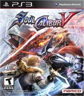 PS3 Soul Calibur 5 (nová)