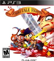 PS3 Fairytale Fights