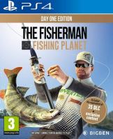PS4 The Fisherman: Fishing Planet Day One Edition (nová)