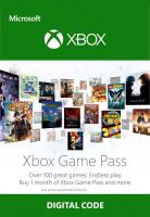 Xbox Game Pass Ultimate 3 mesiace